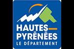 Ville de Séméac, Logo du Conseil Départemental des Hautes-Pyrénées