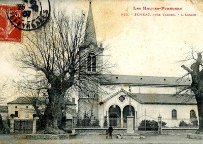 Mairie de Séméac - Eglise
