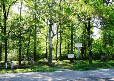 Mairie de Séméac - panorama bois de Labarthe
