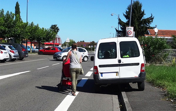 Mairie de Séméac - Citoyenneté et civilité - Stationnement gênant