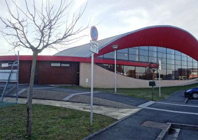 Mairie de Séméac - tennis couvert