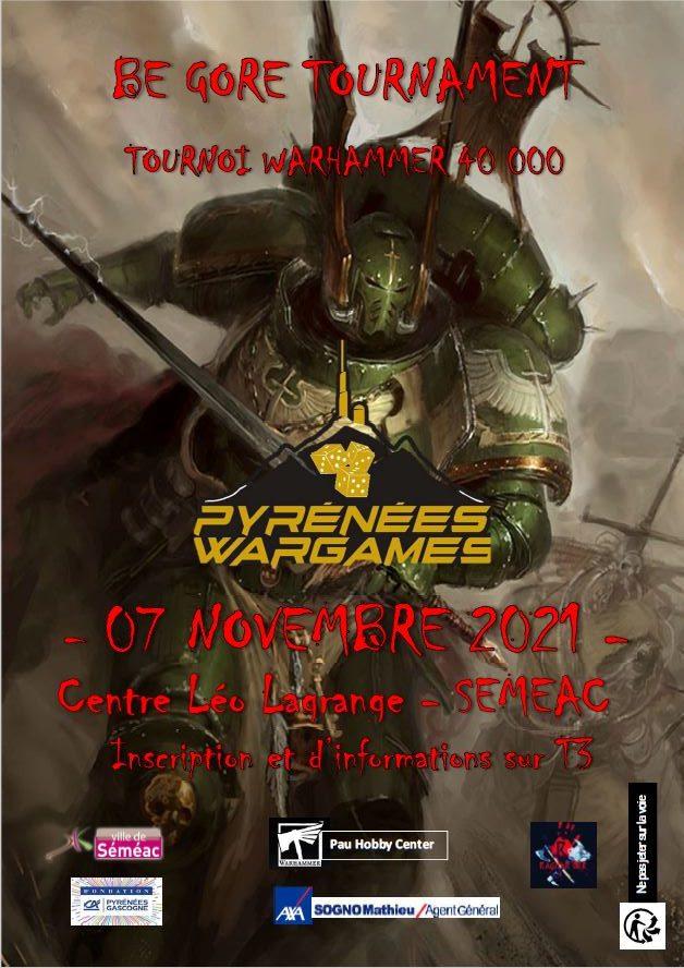 Ville de Séméac - Be'Gorre, Association Pyrénées Wargames