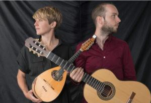 Duo Topaza – Mandoline et Guitare