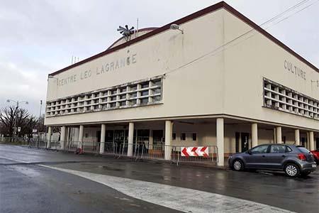 Ville de Séméac, Centre Culturel Léo Lagrange