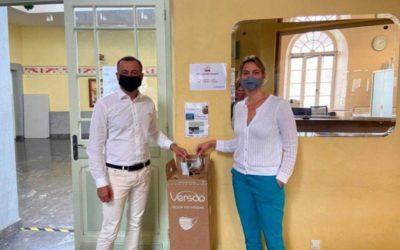 Le masque se recycle : un geste sanitaire pour une fin utile