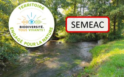 Séméac reconnue Territoire Engagé pour la Nature (TEN)